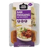 Daily Chef Nasi Goreng Met Babi Pangang voorkant