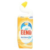 Wc-Eend action gel citrus fresh  voorkant