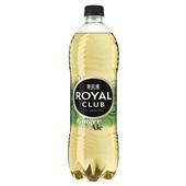 Royal Club Frisdrank Ginger Ale voorkant