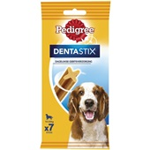 Pedigree Hondensnack Dentastix Medium voorkant