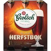 Grolsch Herfstbok Speciaalbier Fles 6X30 Cl voorkant