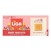 Liga koek baby biscuits voorkant