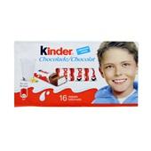 Kinder Reepjes Chocolade voorkant