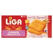 Liga kinder biscuits voorkant