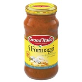 Grand'Italia Pastasaus 4 Formaggi achterkant