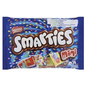 Smarties Chocolade Mini's voorkant