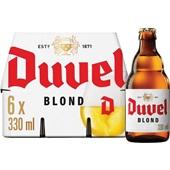 Duvel Belgisch Bier voorkant