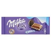 Milka Chocolade Tablet Oreo voorkant