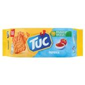 Lu Tuc Zoute Snack Paprika voorkant