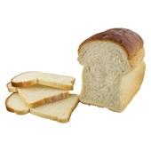Ambachtelijke Bakker wit brood half voorkant