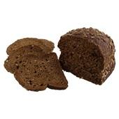 Ambachtelijke Bakker dubbel donker brood half voorkant