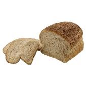 Ambachtelijke Bakker Bruin Vloerbrood Sesam Half voorkant