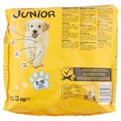 Pedigree Hondenvoer Junior Met Kip En Rijst achterkant
