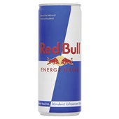 Red Bull Energiedrank Cooled Can voorkant
