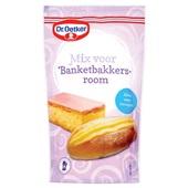 Dr. Oetker Bakmix Banketbakkersroom voorkant