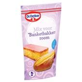 Dr. Oetker Bakmix Banketbakkersroom achterkant