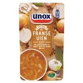 Unox uiensoep soep in zak  voorkant