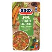 Unox groentesoep soep in zak  voorkant