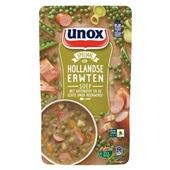 Unox erwtensoep soep in zak  voorkant