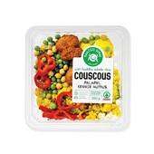 Spar buddha salade falafel couscous voorkant