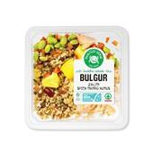 Spar buddha salade bulgur en zalm voorkant