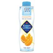 Karvan Cevitam siroop 0% sinaasappel voorkant