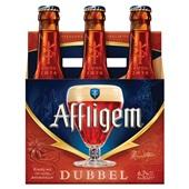 Affligem bier dubbel voorkant