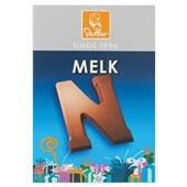De Heer chocoladeletter melk voorkant