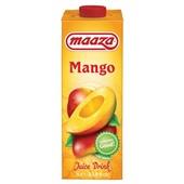 Maaza vruchtensap mango voorkant