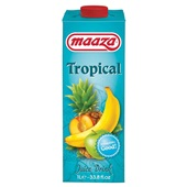 Maaza vruchtensap tropical voorkant