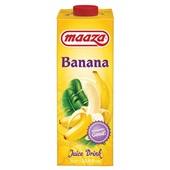 Maaza vruchtensap banaan voorkant