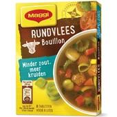 Maggi bouillon rund minder zout voorkant