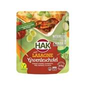 Hak groenteschotel lasagne voorkant
