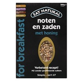 Eat Natural Noten en zaden voorkant