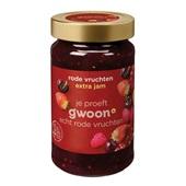 Gwoon Rode Vruchten Jam Extra voorkant