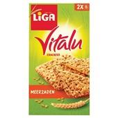 Vitalu crackers meerzaden voorkant
