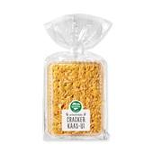 Spar crackers kaas uien voorkant