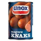 Unox Knakworst Mager voorkant