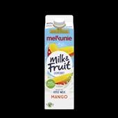 Melkunie Milk & Fruit Drinkyoghurt Mango voorkant