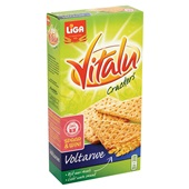 Vitalu Crackers voltarwe achterkant