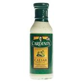 Cardini'S Sladressing Original Ceasar voorkant