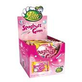 Lutti Kauwgom Spagetti Gum voorkant