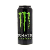 Monster Energiedrank High Energy voorkant