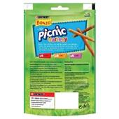 Bonzo Hondensnack Picnic Variety achterkant