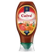 Calvé Snacksaus Curry voorkant