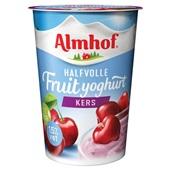 Almhof Halfvolle yoghurt Kers voorkant