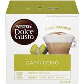 Nescafé Dolce Gusto Koffie Cappuccino voorkant