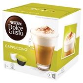 Nescafé Dolce Gusto Koffie Cappuccino achterkant
