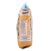 Spar Muesli Fruit/Noot achterkant