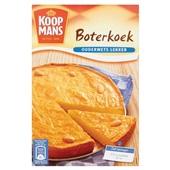 Koopmans Bakmix Boterkoek voorkant